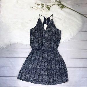 [Joie] NWT Jossa Front Tassel Print Dress